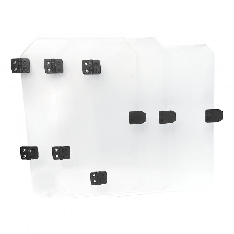 Акриловые дверцы для 3D принтера UlTi Steel
